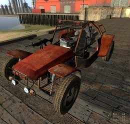 BF2 Buggy For Garry's Mod Image 2