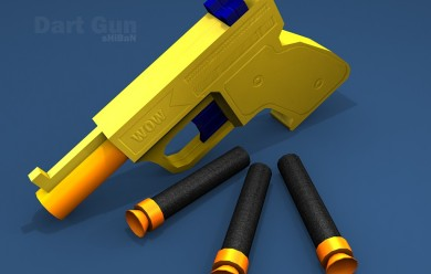 Dart Gun For Garry's Mod Image 1