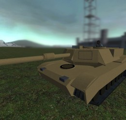 M1A1 Main Battle Tank For Garry's Mod Image 1