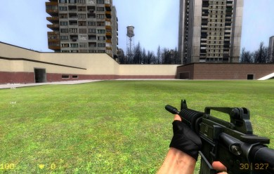Counter-Strike: Source SWEPS preview 1