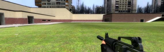 Counter-Strike: Source SWEPS