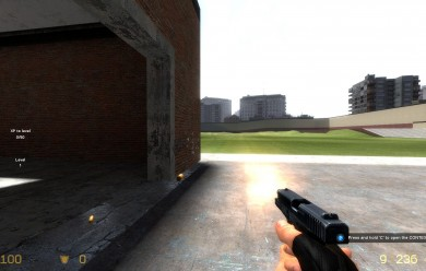 Counter-Strike: Source SWEPS preview 2