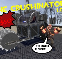 crushinator.zip For Garry's Mod Image 1