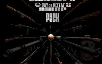 (Part 2) All WWII DOD Sweps V3 For Garry's Mod Image 1
