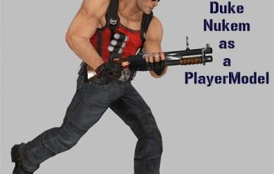 Duke Nukem Player For Garry's Mod Image 1