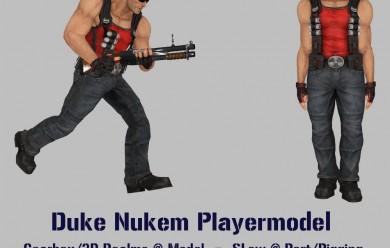 Duke Nukem Player For Garry's Mod Image 2