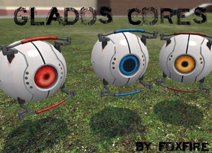 Portal Glados Cores Portal Glados's Cores Preview