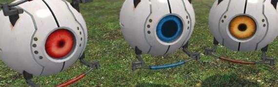 Portal GLaDOS's cores