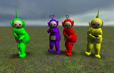 teletubbies_npc_player_v2.zip For Garry's Mod Image 2