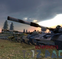UltaPonch's T72 Pack.zip For Garry's Mod Image 2