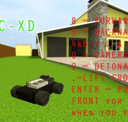 black_ops_rc-xd.zip For Garry's Mod Image 1