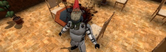 Gnome Shooter SWEP