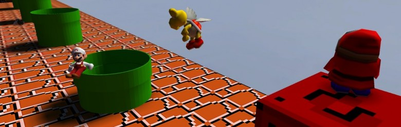 Mario Pack for Gmod 10 Patch For Garry's Mod Image 1