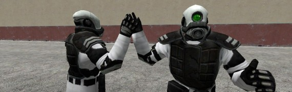 Fearbine NPC and playermodel.z