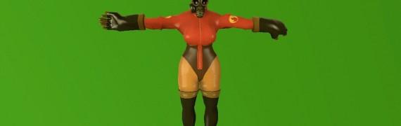Femme Pyro P.E