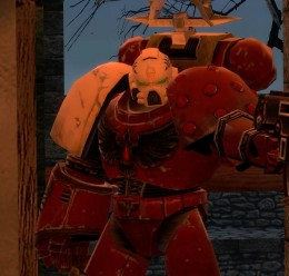 w40k Space Marine Blood Ravens For Garry's Mod Image 3