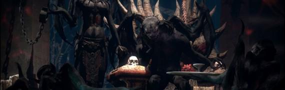 Dawnguard Vampire Lords