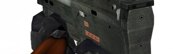 Half Life 2 Beta's SMG2