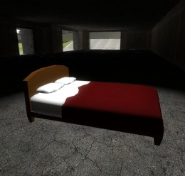 Bed and Pillow For Garry's Mod Image 1