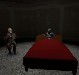 Bed and Pillow For Garry's Mod Image 2