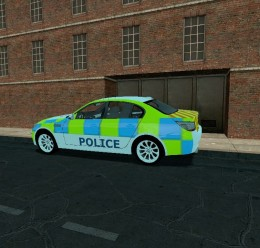 bmw_m5_e60_british_police_skin For Garry's Mod Image 3
