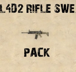 l4d2_rifle_pack.zip For Garry's Mod Image 1