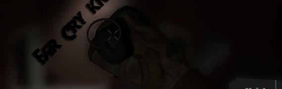 Far Cry 3 Style Knife