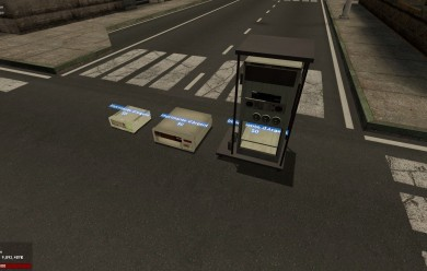 Three Storing Printers For Garry's Mod Image 1