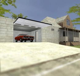gm_simple_house_mjstreet.zip For Garry's Mod Image 2