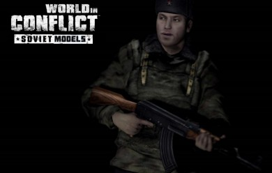 World in Conflict Soviets For Garry's Mod Image 1