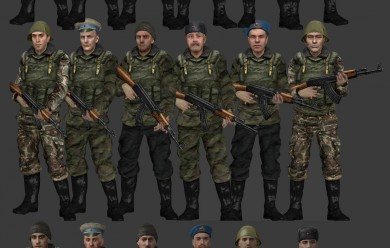 World in Conflict Soviets For Garry's Mod Image 2