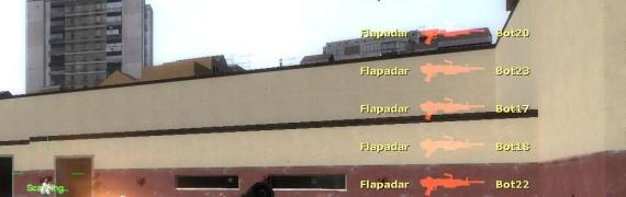 FapHack V2.3 - Aimbot + ESP