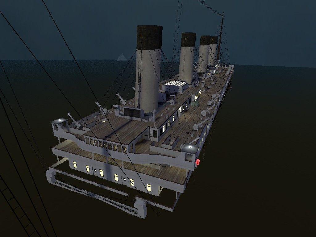 Скачать Карту Для Гаррис Мод 13 Титаник - фото 6