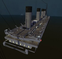 ttt_titanic For Garry's Mod Image 1