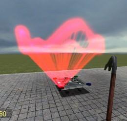 hologram lightshow.zip For Garry's Mod Image 3