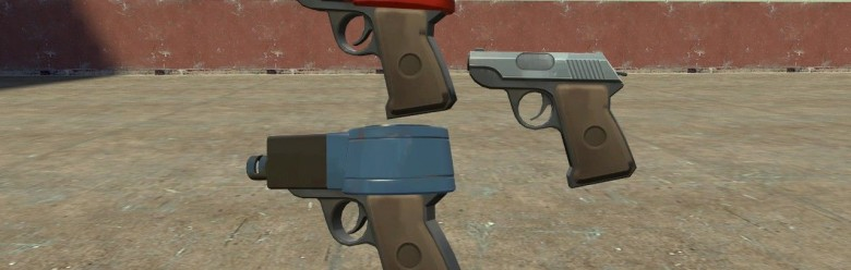 Sentry Pistol For Garry's Mod Image 1