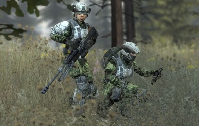 reach_marines_female.zip For Garry's Mod Image 1