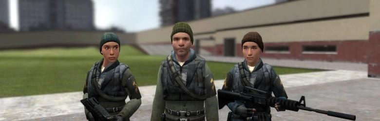 Realistic NPC Weapons.zip For Garry's Mod Image 1
