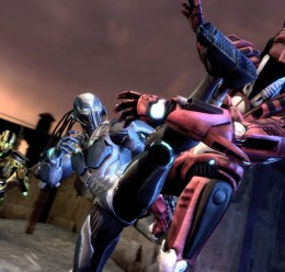 mk9_cyberninjas.zip For Garry's Mod Image 1