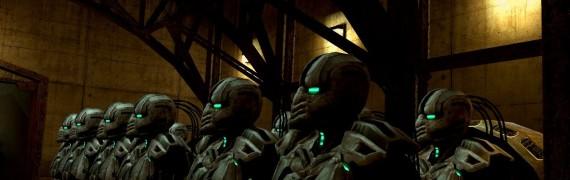 Mortal Kombat Legacy Cyborgs