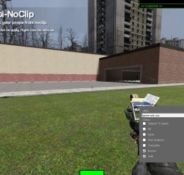 Anti-NoClip For Garry's Mod Image 1