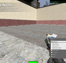 Anti-NoClip For Garry's Mod Image 2