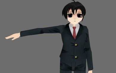 Makoto Ito For Garry's Mod Image 2