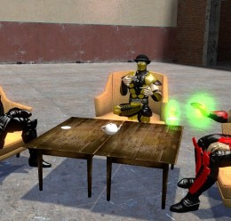 Ultimate MK3 ninjas For Garry's Mod Image 3