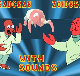 Dr. Zoidcrab preview 1