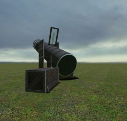 flak_cannon.zip For Garry's Mod Image 1