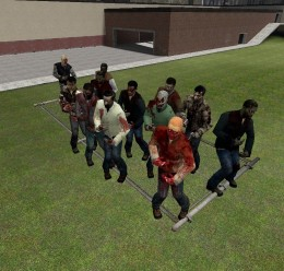 SMOD Zombie SNPCs For Garry's Mod Image 1