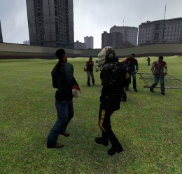 SMOD Zombie SNPCs For Garry's Mod Image 2