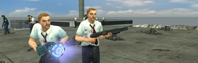 shaun_of_the_dead_shaun_player For Garry's Mod Image 1