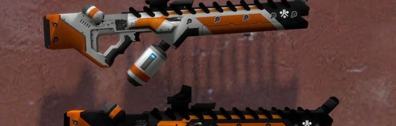 FO3 Custom District 9 AAR-25 For Garry's Mod Image 1